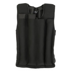V`Noks adjustable weighted vest Scath Gray 18 kg