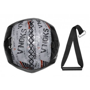 V`Noks Training Medicine Ball with handles 6 kg