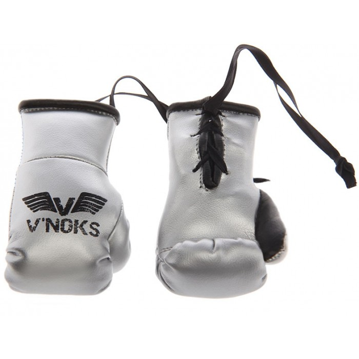 V`Noks Silver Mini Gloves