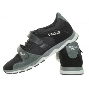 V`Noks Boxing Edition Grey Trainers New size 40