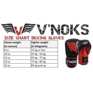 V`Noks Inizio Boxing Gloves 14 oz