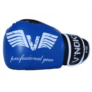 V`Noks Lotta Blue Boxing Gloves 12 oz
