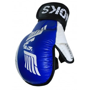 V`Noks Lotta Blue MMA Gloves  L/XL