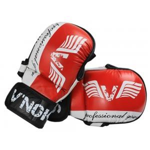 V`Noks Lotta Red MMA Gloves S/M