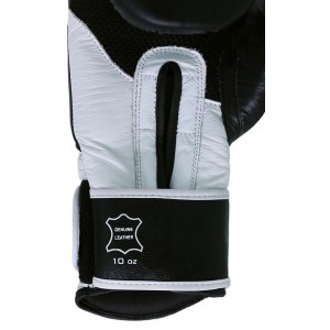 V`Noks Aria White Boxing Gloves 12 oz