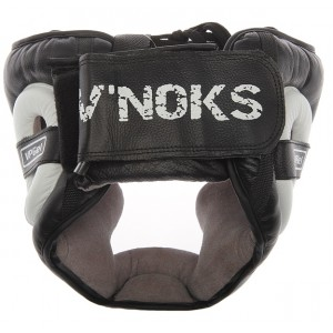 V`Noks Aria White Head Guard size S
