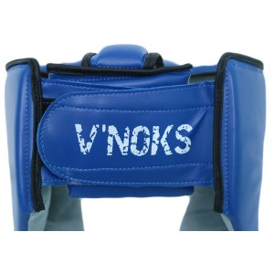 V`Noks Lotta Blue Head Guard size L