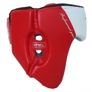 V`Noks Lotta Red Head Guard size S
