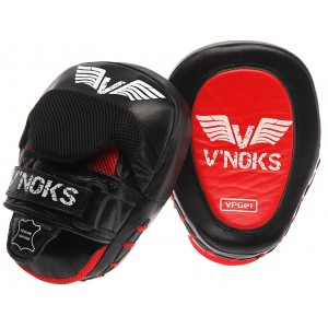 V`Noks Fuoco Red Focus Pads