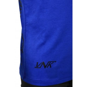VNK T-shirt Blue size 2XL