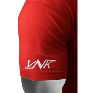 VNK T-shirt Red size XL