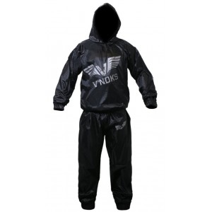 V`Noks Sauna Suit Scath Grey L/XL