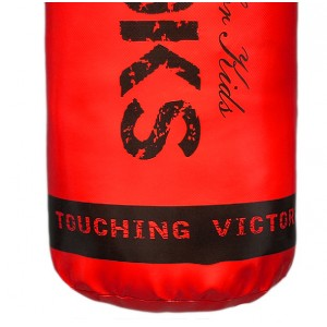 V`Noks Gel Red 12-15 kg Kids Punch Bag