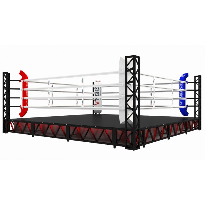 V`Noks EXO boxing ring 5*5*0,5 m
