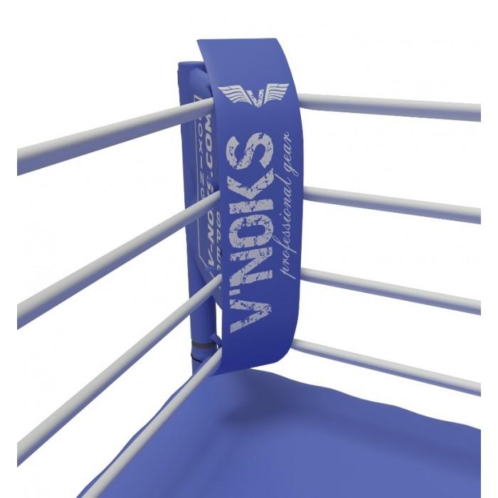 V`Noks Corner pillows for the boxing ring