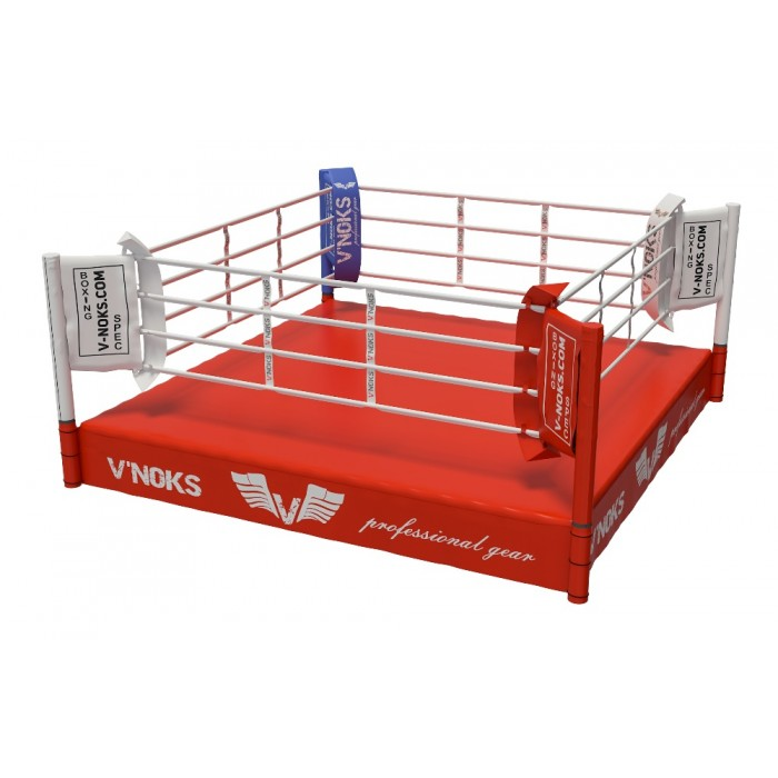 V`Noks Competition boxing ring 5*5*0,5 m