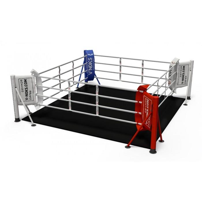 V`Noks floor mounted boxing ring 4.5*4.5 m