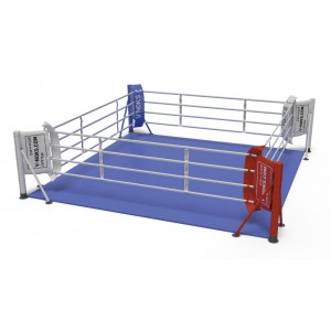 V`Noks floor mounted boxing ring 6*6 meters