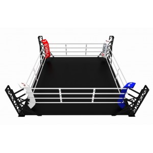 V`Noks EXO  floor mounted boxing ring 5*5 m