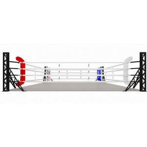 V`Noks EXO  floor mounted boxing ring 6*6 m