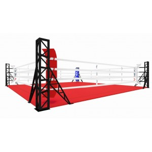 V`Noks EXO  floor mounted boxing ring 7*7 m