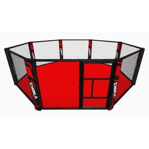 V`Noks Floor mounted EXO MMA cage 6*6 m
